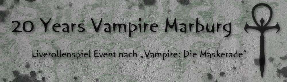 20 Years Vampire Marburg